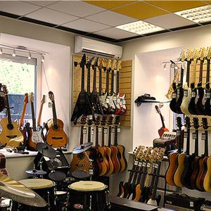 Музыкальные магазины Павлово