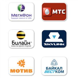 Операторы сотовой связи Павлово