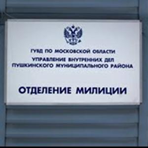 Отделения полиции Павлово