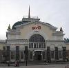 Железнодорожные вокзалы в Павлово